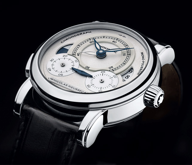 Montblanc Homage to Nicolas Rieussec Steel Watch Case