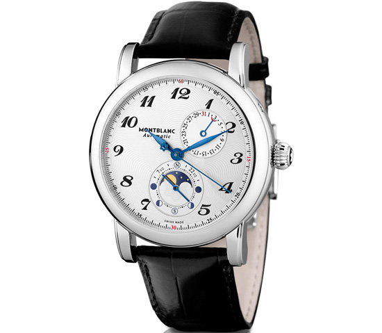 Montblanc Star Twin Moonphase Watch