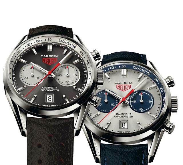 Tag Heuer Carrera Jack Heuer Editon Watches