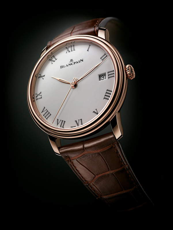 Blancpain Villeret 2014 Watch