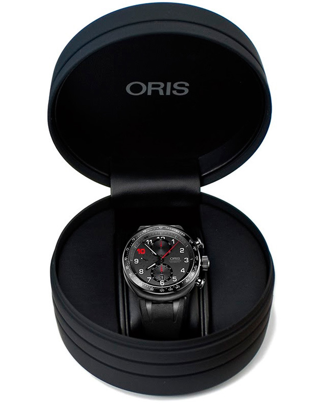 Oris TT3 Darryl O'Young Limited Edition Watch Box