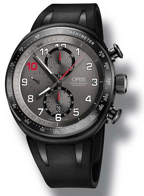 Oris TT3 Darryl O'Young Limited Edition Watch