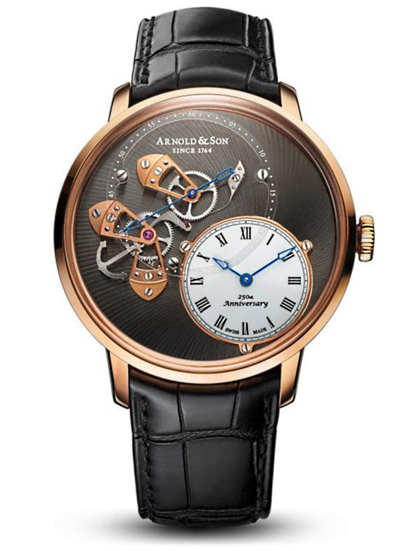 Arnold & Son DSTB Watch Front