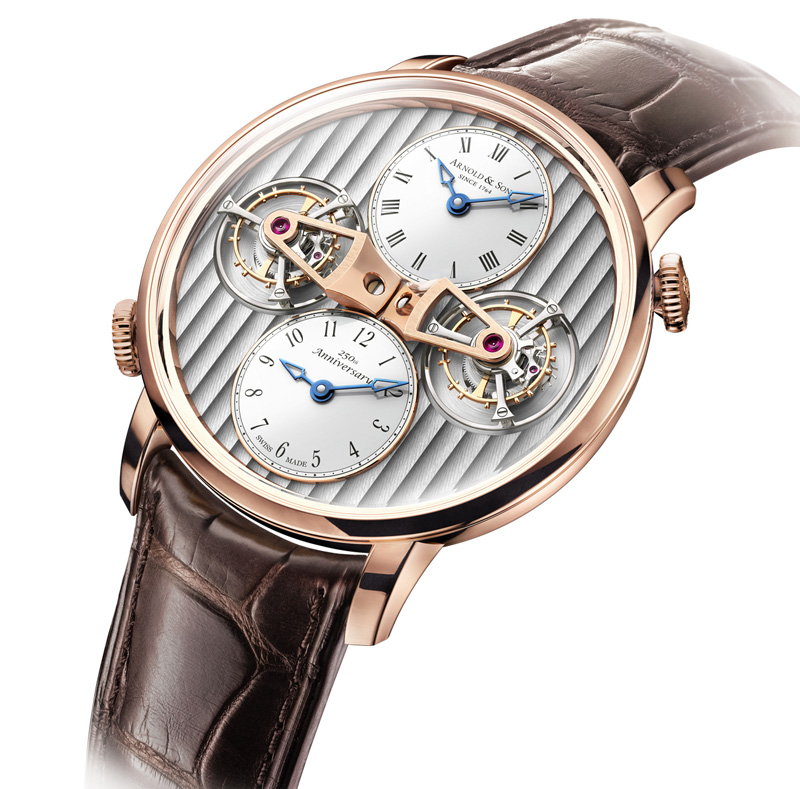 Arnold & Son DTE Watch