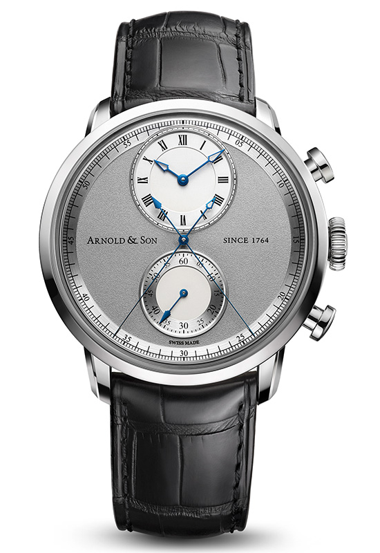 Baselworld 2014 Preview: Arnold & Son Instrument CTB Watch