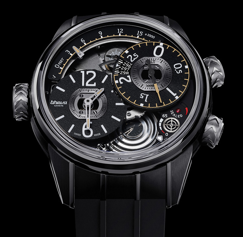 Breva Genie 02 Air Watch