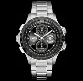 Hamilton Khaki X-Wind Limited Edition Watch
