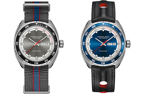 Hamilton Pan Europ H 30 Watches