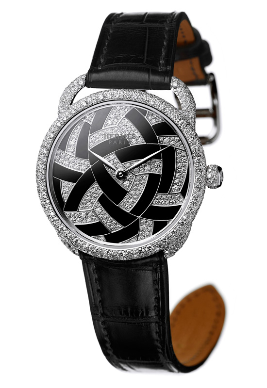 Hermes Arceau Temari Watch