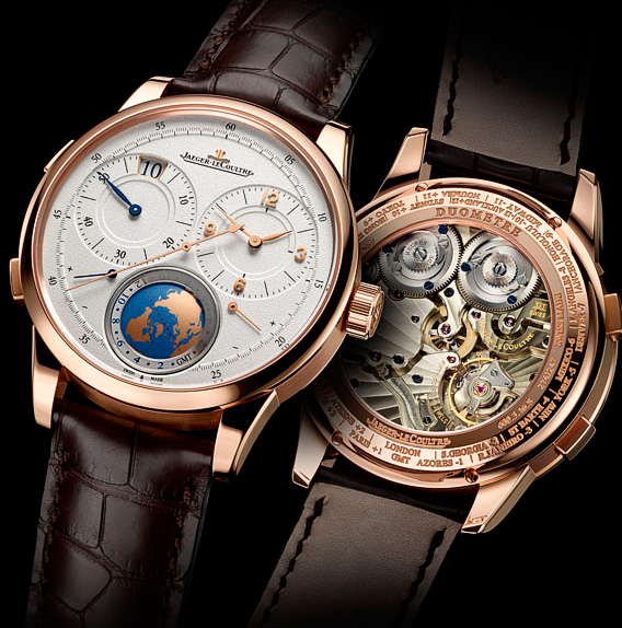 Jaeger-LeCoultre Duomètre Travel Time Watch
