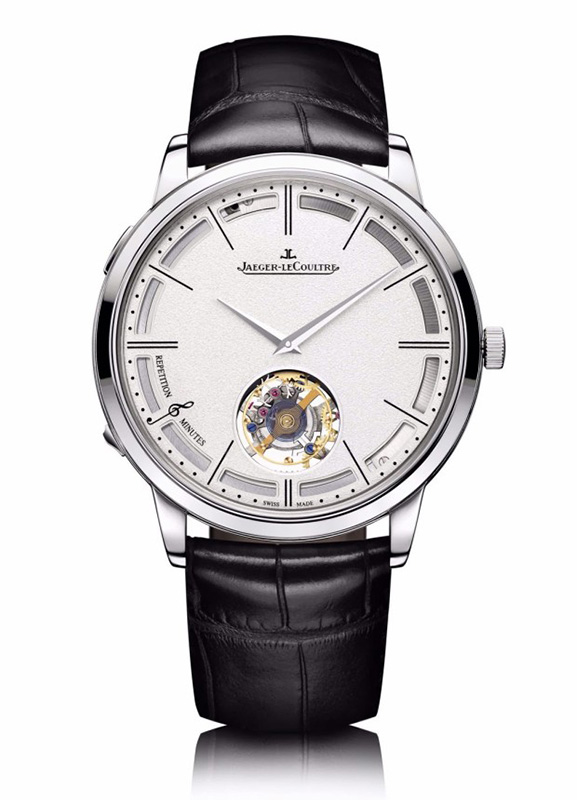 Jaeger LeCoultre Hybris Mechanica Eleven Watch