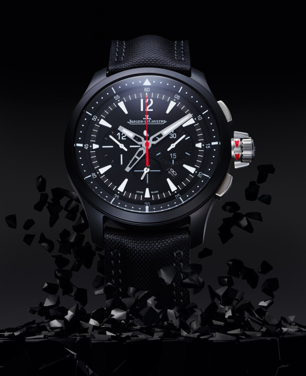 Jaeger-LeCoultre Master Compressor Chronograph Ceramic Watch