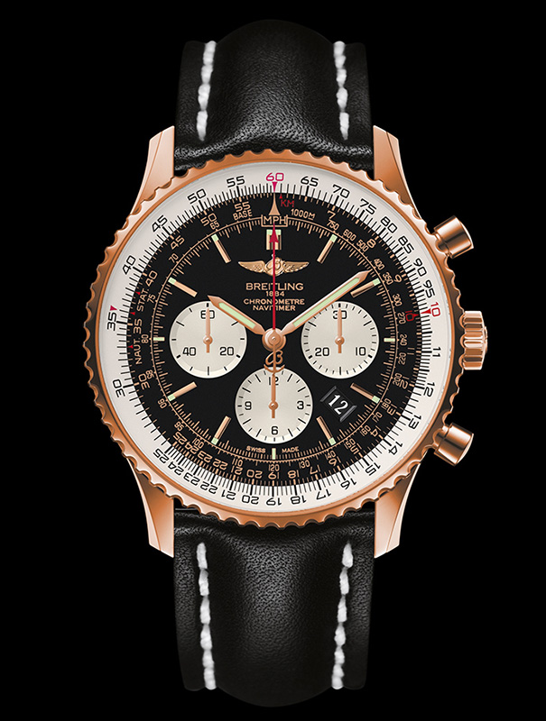 Breitling Navitimer 01(46 mm) Red Gold Limited Edition Watch