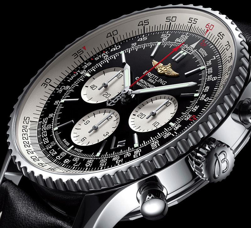 Breitling Navitimer 01(46 mm) Watch Dial