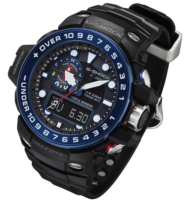 Casio G-Shock Gulfmaster GWN 1000 Watch