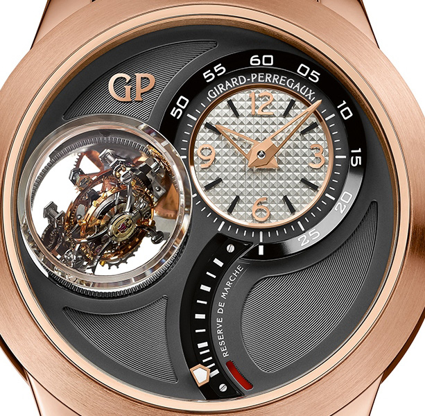Girard-Perregaux Tri-Axial Tourbillon Watch Dial