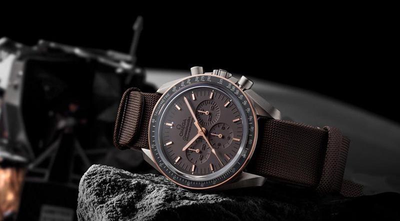 Omega Speedmaster Apollo 11 45th Anniversary Watch
