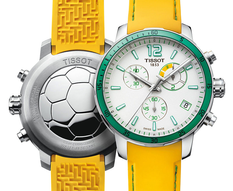 Tissot Quickster Football Watch