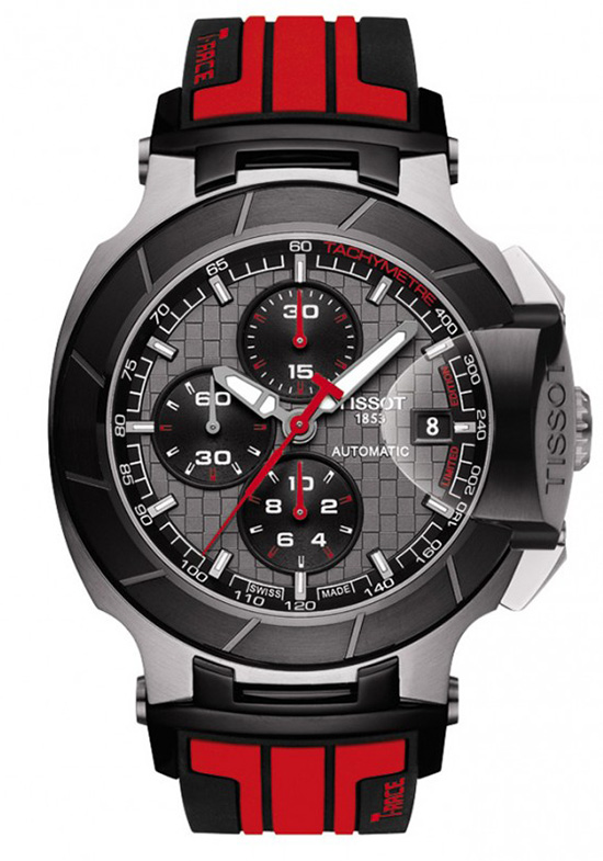 Tissot T-Race MotoGP Automatic Chronograph Watch Front