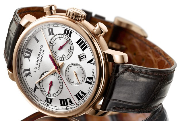 Chopard L.U.C 1963 Chronograph Watch