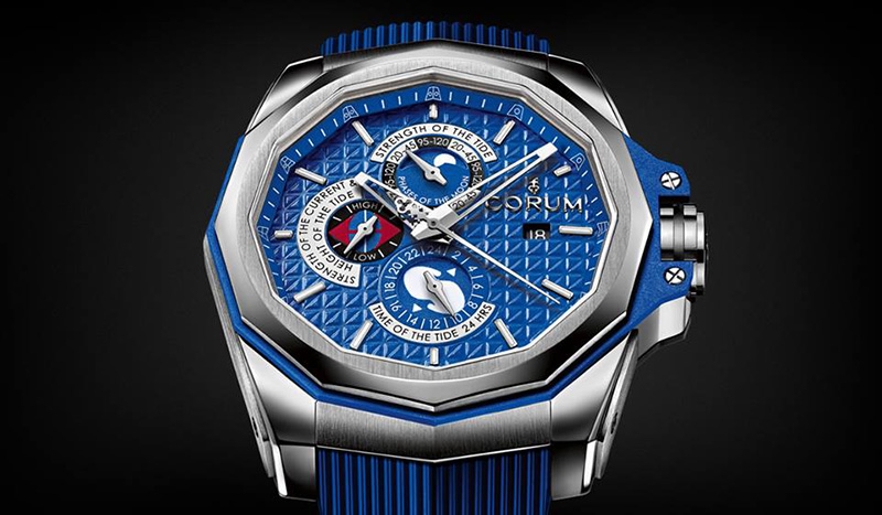 Corum Admiral's Cup AC-One 45 Tides Watch Case