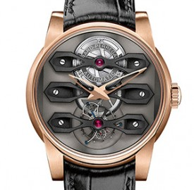 Girard-Perregaux Neo-Tourbillon with Three Bridges