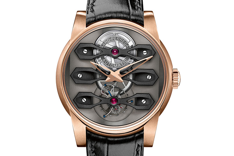 Girard-Perregaux Neo-Tourbillon with Three Bridges Watch
