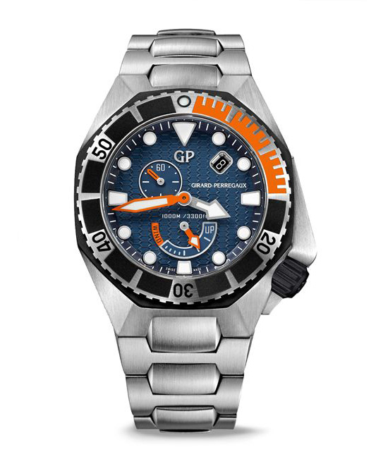 Girard-Perregaux Sea Hawk 2014 49960-19-431-11A Watch