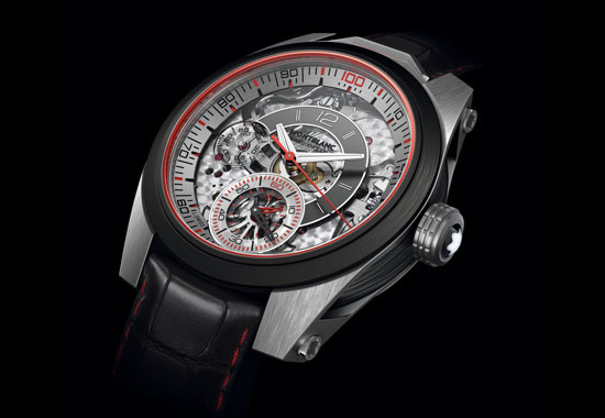 Montblanc Timewalker Chronograph 100 Watch