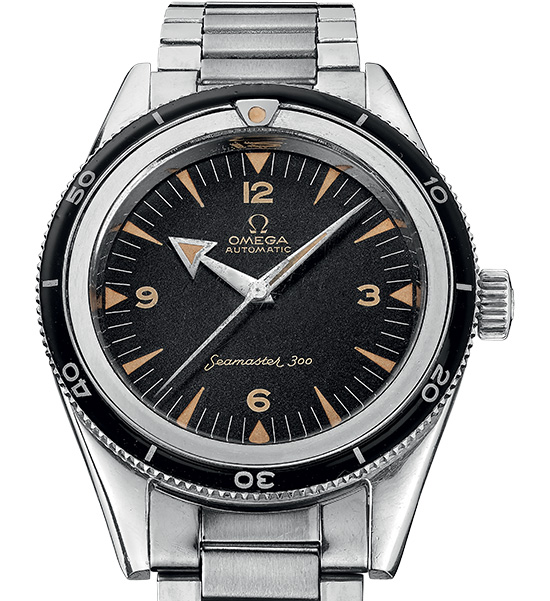 Omaga Seamaster 300 Original Watch Dial