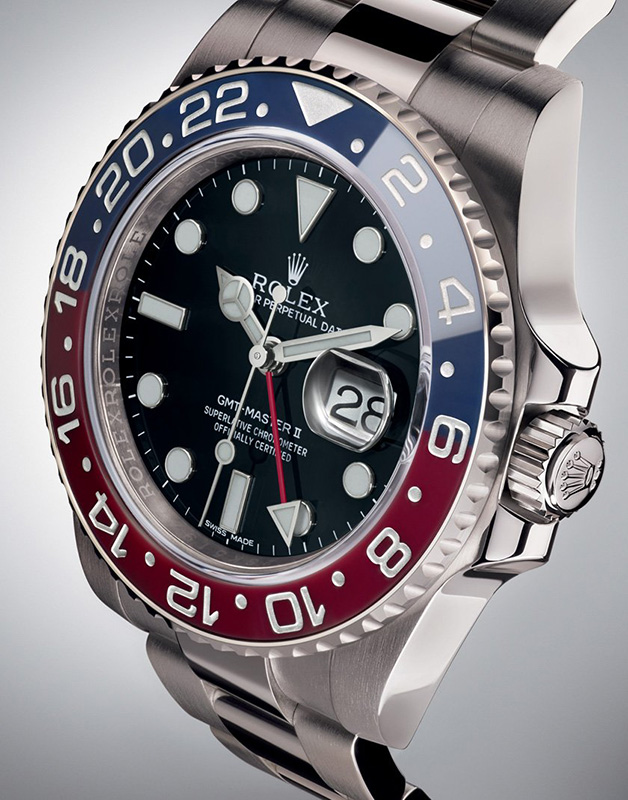Rolex Oyster Perpetual GMT-Master II Watch Case