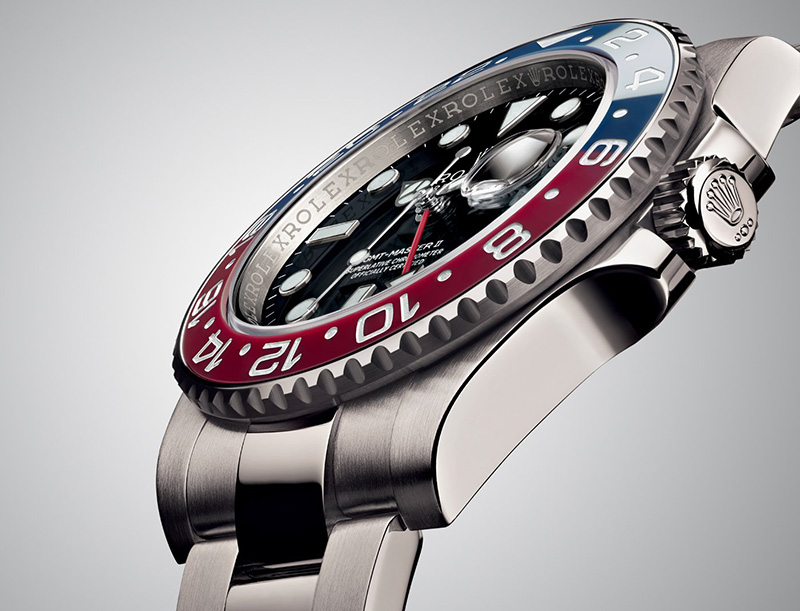 Rolex Oyster Perpetual GMT-Master II Watch Profile