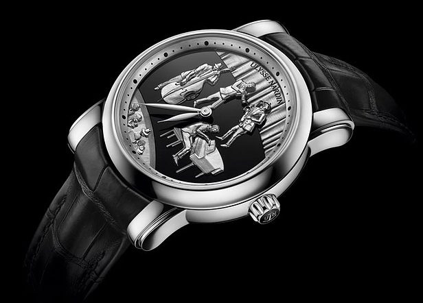 Ulysse Nardin Jazz Minute Repeater Watch Profile