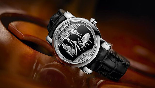 Ulysse Nardin Jazz Minute Repeater Watch