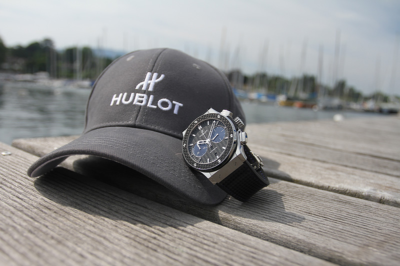 Hublot Classic Fusion Bol d'Or Miribaud 2014 Watch