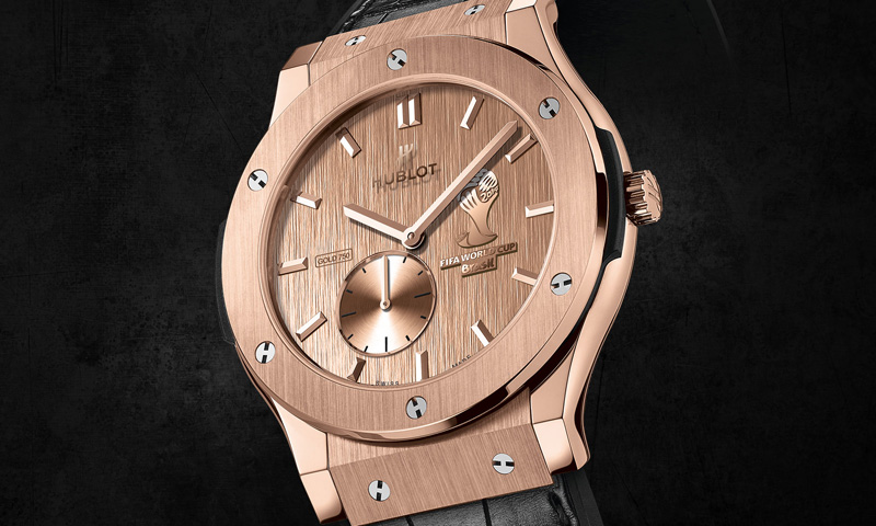 Hublot Classic Fusion 2014 FIFA World Cup Brazil Watch