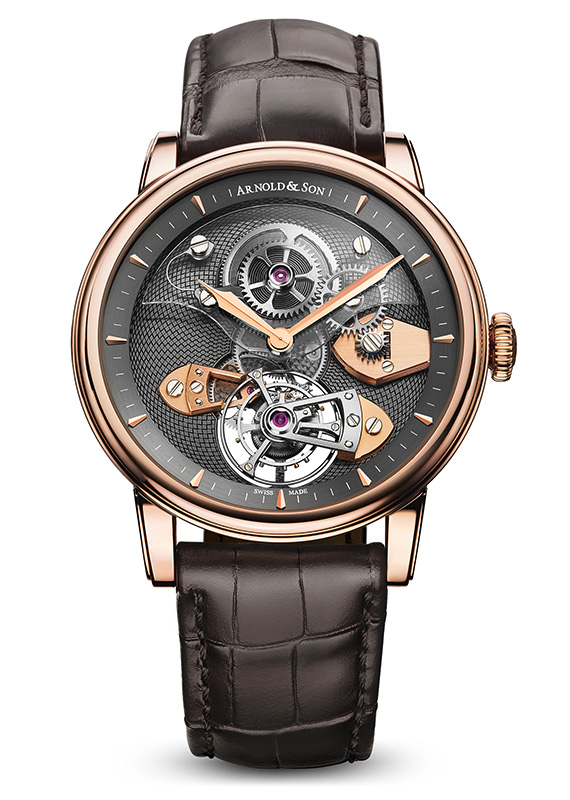 Arnold & Son Royal TES Watch Front