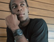 Gael Monfils Signs as De Bethune Ambassador