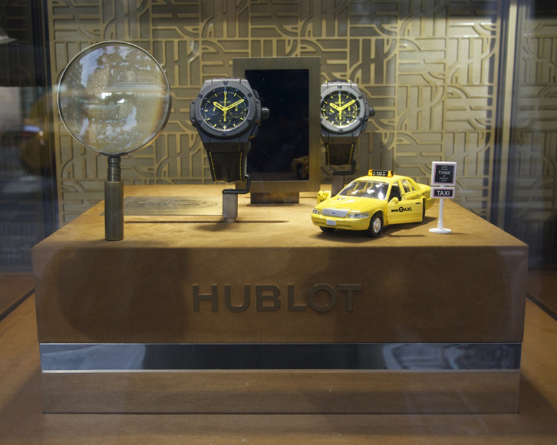 Hublot King Power 692 Bang Watch