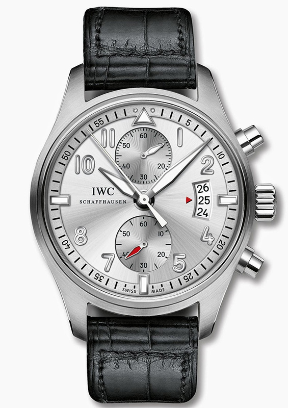 "IWC Pilot's Chronograph Edition ""JU-AIR"" Watch"