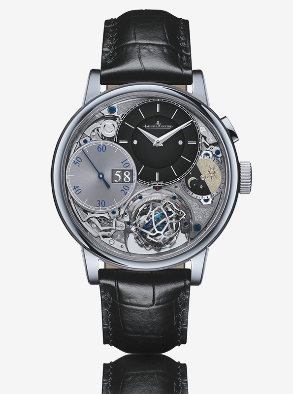 the entire jaeger lecoultre hybris artistica collection on display in london watch review. Black Bedroom Furniture Sets. Home Design Ideas