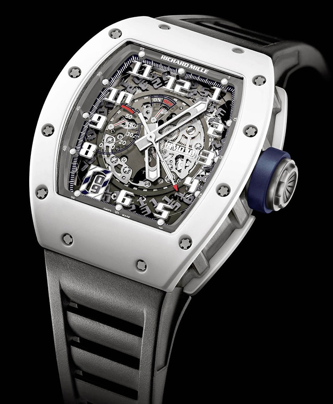 Richard Mille RM 030 Polo de Saint-Tropez Watch