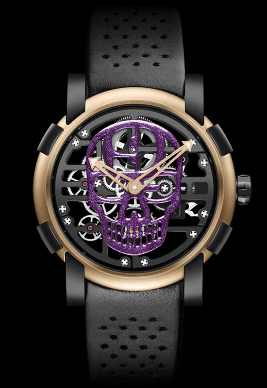 Romain Jerome X Hardnine Choppers H9C DNA Watch