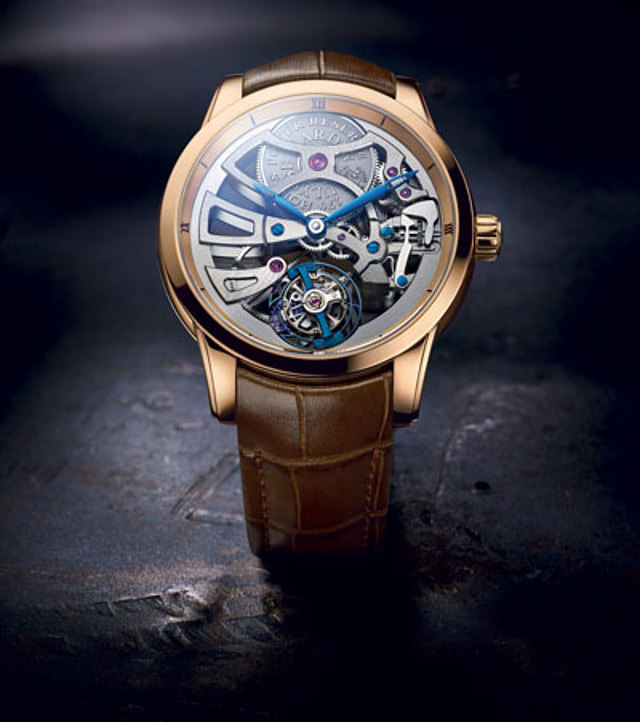 Ulysse Nardin Skeleton Tourbillon Manufacture Edition 2014 Watch