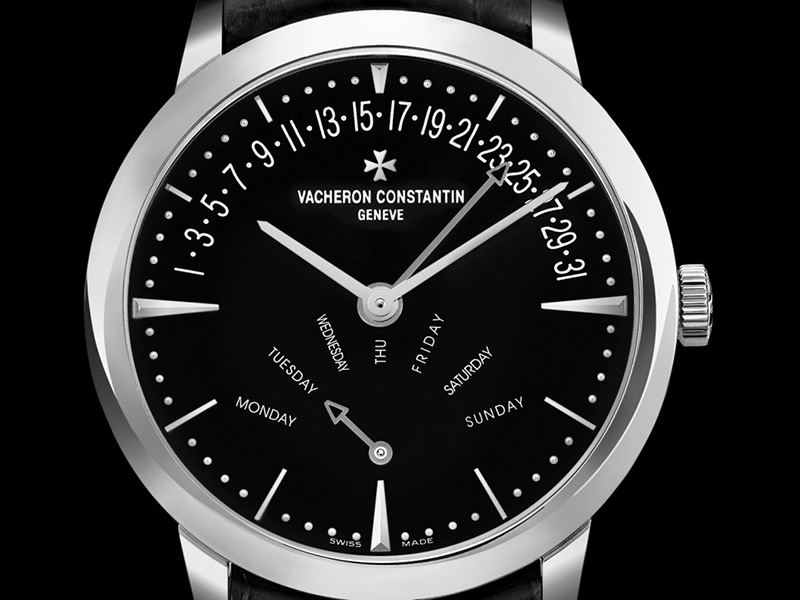 Vacheron Constantin Patrimony Retrograde Day And Date Moscow Boutique Watch