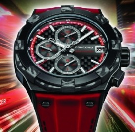 Concord C1 Night Racer Limited Edition Watch
