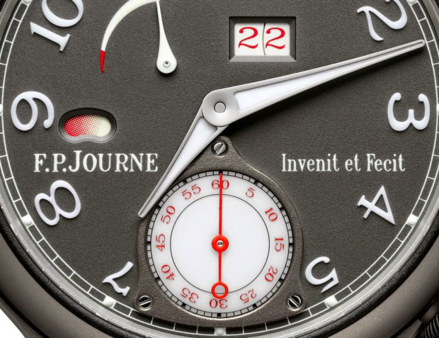 F.P. Journe Octa Sport in Titanium Watch Dial