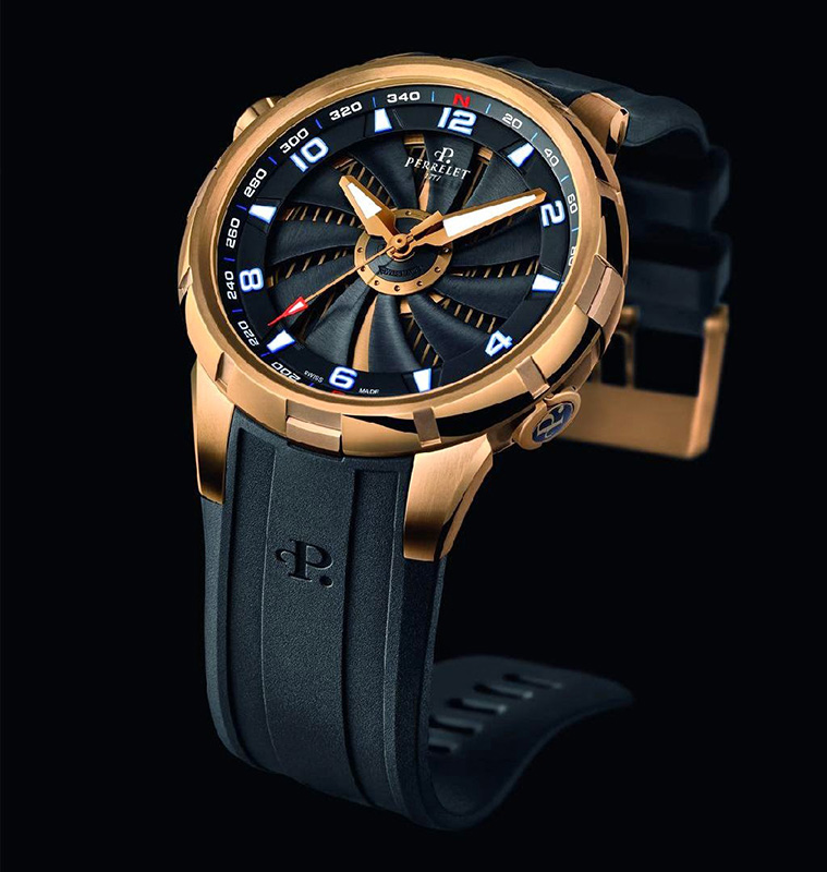 Perrelet Turbine Yacht Watch A1089-1