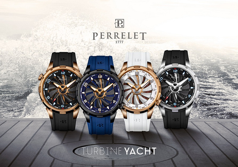 Perrelet Turbine Yacht Watch