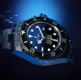 Rolex Deepsea D-Blue Dial Reference 116660